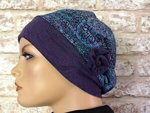 Reverserable-2-in-1-Jersey-Hat-Headwear-for-Cancer-Chemo-Hair-Loss-Leukemia