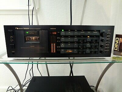 NAKAMICHI DRAGON the Legendary Audiophile auto-reverse cassette deck-Excellent for sale  Brentwood
