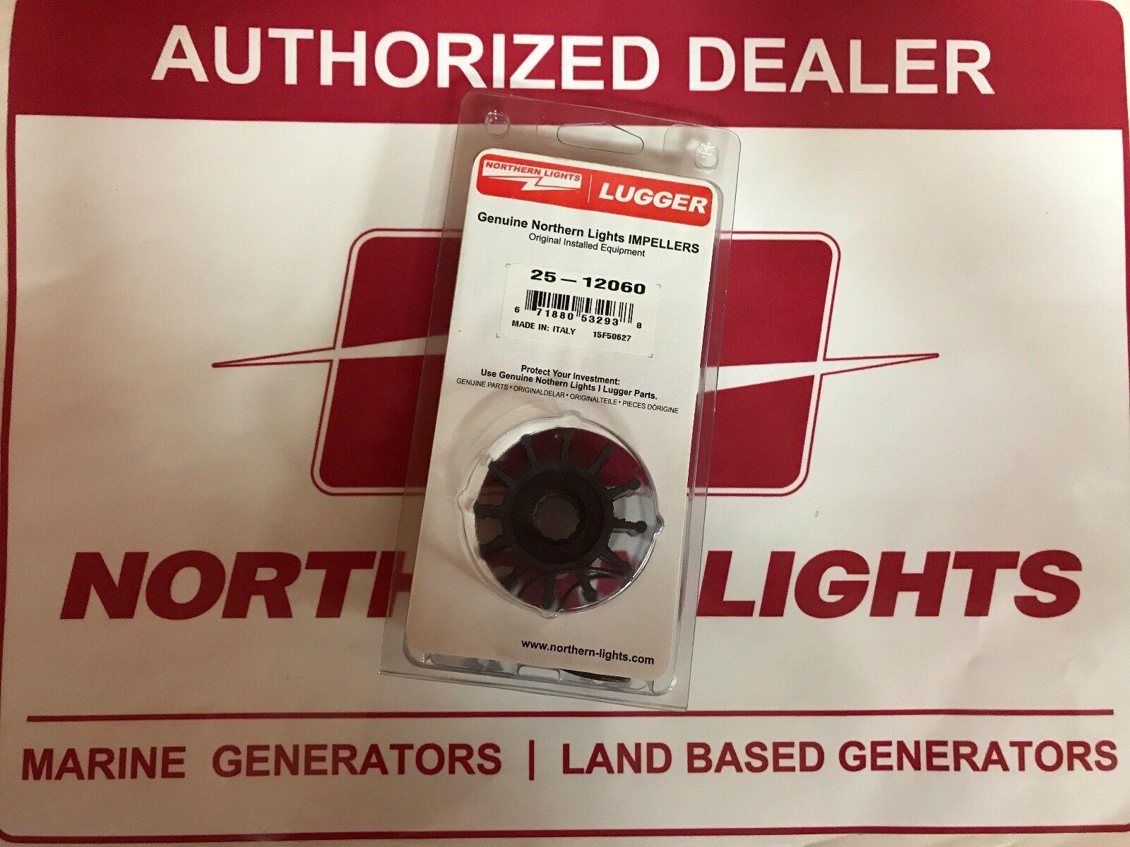 Northern lights 25-1206 Impeller Kit with Gasket & O-Ring 145116140 25-12002