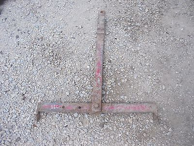 Farmall Sa 100 130 Tractor Orignal Ih Swinging Drawbar Tongue Mounting Bracket