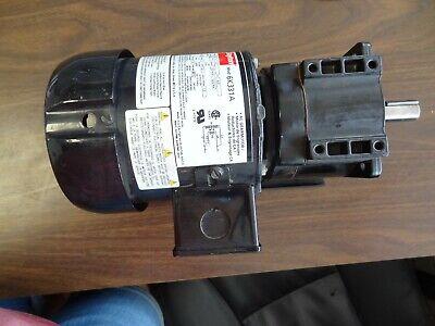 Dayton 6k331a Split Phase Belt Drive Motor 16 Hp 60rpm 115 V Ac Gearmotor