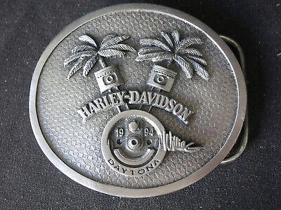 Harley-Davidson 1994 Daytona Belt Buckle, 99005-94z, Limited Edition