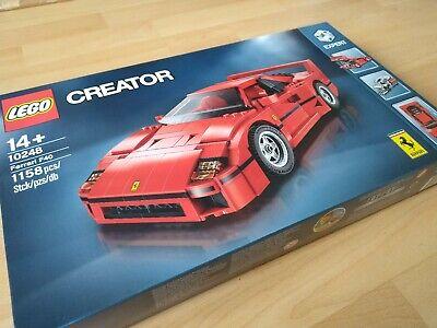 Lego Creator Expert Ferrari F40 (10248) *BNIB*