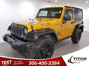 2014 Jeep Wrangler V6|4x4|Alloys|Htd Mirrors