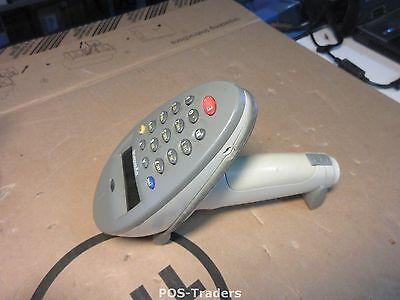 Symbol P460 P460-SR1214100WWR Wireless SCANNER DI CODICI A BARRE POS White NO PS
