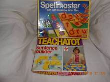 Spellmaster and Teach a Tot Educational Games Norwood Norwood Area Preview