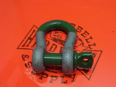 Shackle Clevis Van Beest Super Strong Screw Pin 78 Bow Slingwire Rope 9.5 Ton