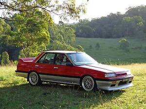 1989 Nissan Skyline Sedan Artarmon Willoughby Area Preview