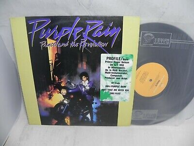 Prince - Best 1992 Rare Korea LP & No Barcode
