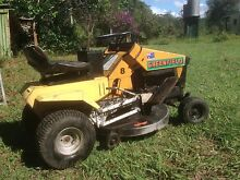GREENFIELD RIDE ON MOWER Tewantin Noosa Area Preview