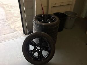 RIMS AND TIRES ON SALE