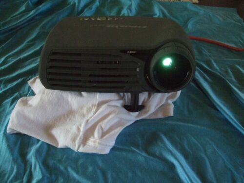 Christie DS30 DS+30 DLP Presentation Projector with Mount Shown - w/Power cable