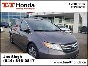 2014 Honda Odyssey Touring Touring* No Accidents, Navi, Rear...