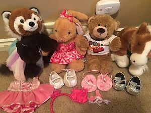 Build a Bear Stuffed Animals