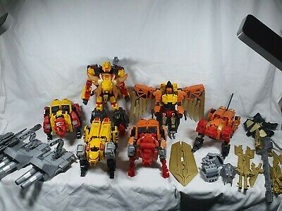 Transformers Predaking Figure KO 3rd Party Jinbao Oversized MMC 2015 Aus Seller