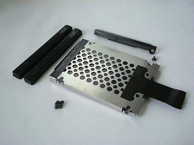 Hard Disk Driver Cover Caddy Screws Rails for IBM Lenovo ThinkPad X200 Tablet