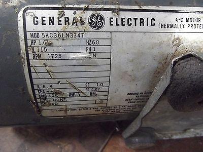 Robinaire Vaccum Pump Model 15101-a 4.5cfm Ge 13hp 1725 Rpm Motor