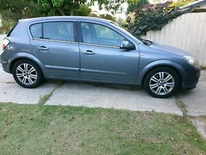 Holden astra diesel. Has issues