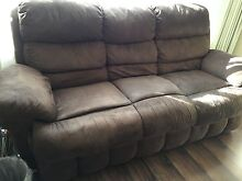 2+3 recliner sofa Clayton South Kingston Area Preview