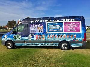 Perth's Local Ice Cream & Coffee Van Perth Perth City Area Preview