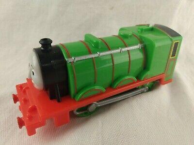 Thomas & Friends Henry Green Trackmaster Motorized Mattel 2013 WORKS!