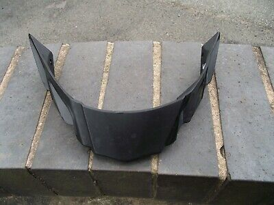 TRIUMPH 675 STREET TRIPLE 675R ORIGINAL BELLY PAN CENTRE CENTER FAIRING BELLYPAN