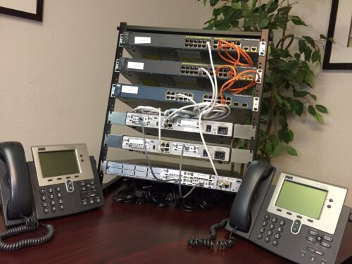 NEW CISCO CCNA v3.0 VOICE 100-105, 200-105  200-125 LAB KIT R&S IOS 15 CCNP v2.0