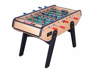 Milan Adult Retro Soccer Foosball Table Fremantle Fremantle Area Preview