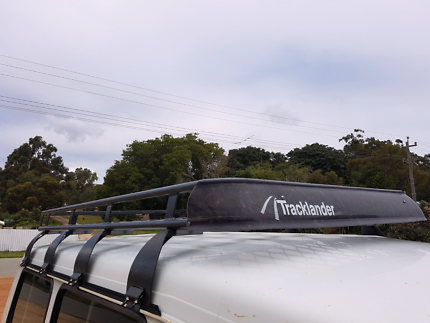 Tracklander roof rack . Sell or swap for why ?