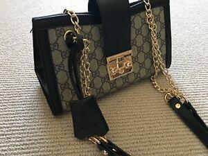 74f532c8a44 Replica GG Gucci Padlock Shoulder Bag | Bags | Gumtree Australia ...