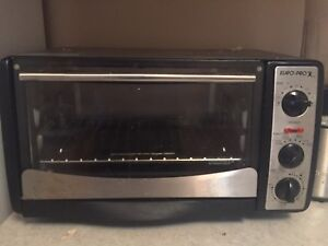 PRICE REDUCED Working toaster oven