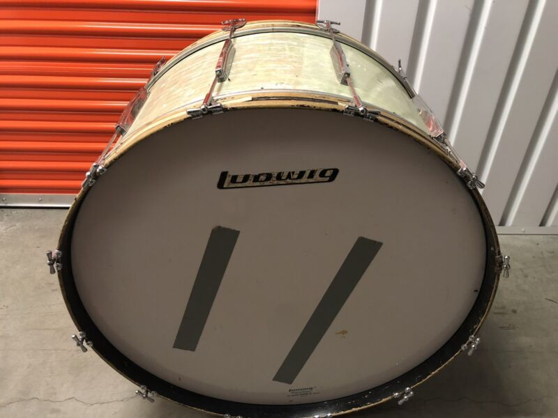 """32"""" Ludwig Concert Bass Drum"""