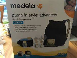 Tire-lait Medela pump in style advanced double