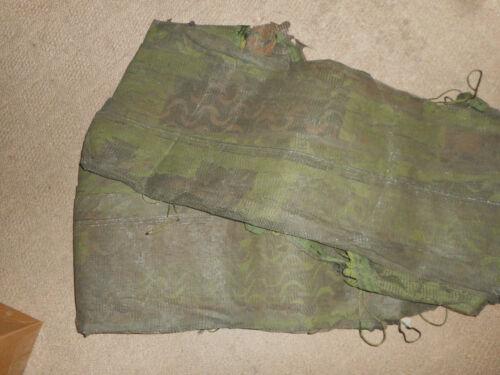 USGI Camouflage Netting DIAMOND 27
