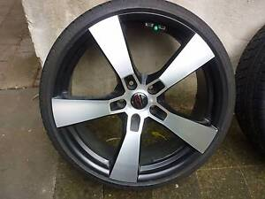 4 FORD FALCON FG 20'' ALLOYS AND TYRES AS NEW Hallett Cove Marion Area Preview