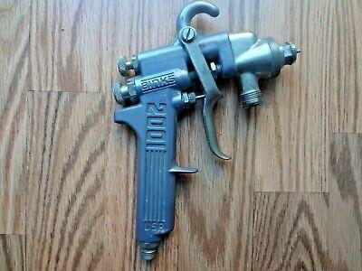 Binks 2001 Paint Spray Gun Free Shipping