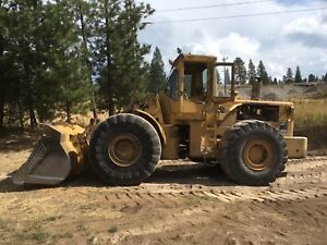 1996 motor with very low hours Cat980