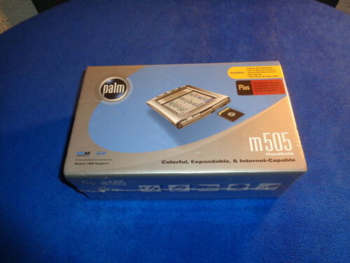 New Sealed Palm M505 Handheld