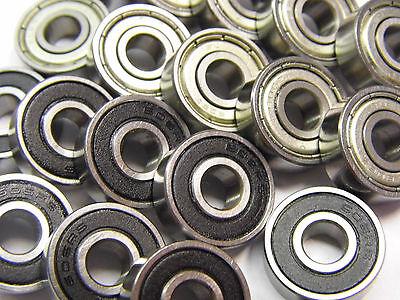 Miniaturkugellager , Kugellager   607  ZZ ( 2Z , 2ZR ) 7 x 19 x 6  mm  neu
