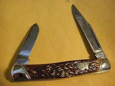 John Primble 1950's Belknap HDW & MFG. Knife Model 4983 (Star) Boker