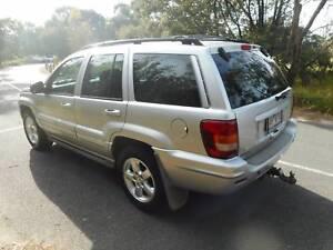 2003 Jeep Grand Cherokee SUV  V8 LOW KS REG AND ROADWORTHY!!
