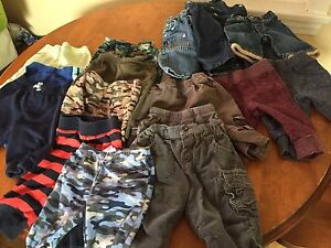 16 pairs of pants