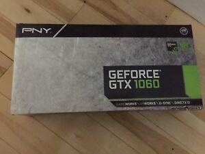 Carte vidéo PNY GeForce GTX 1060 D 6GB
