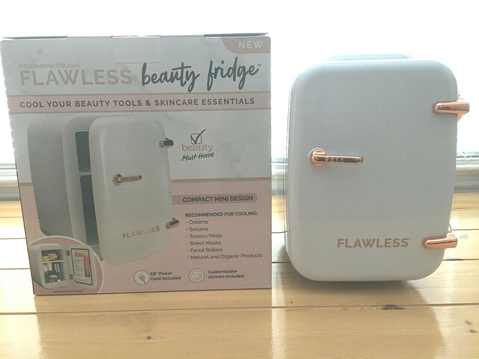 Finishing Touch Flawless Beauty Fridge Makeup Skincare Refri