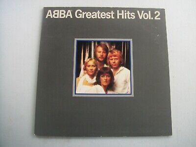 ABBA--GREATEST HITS VOLUME. 2---GATEFOLD VINYL ALBUM.