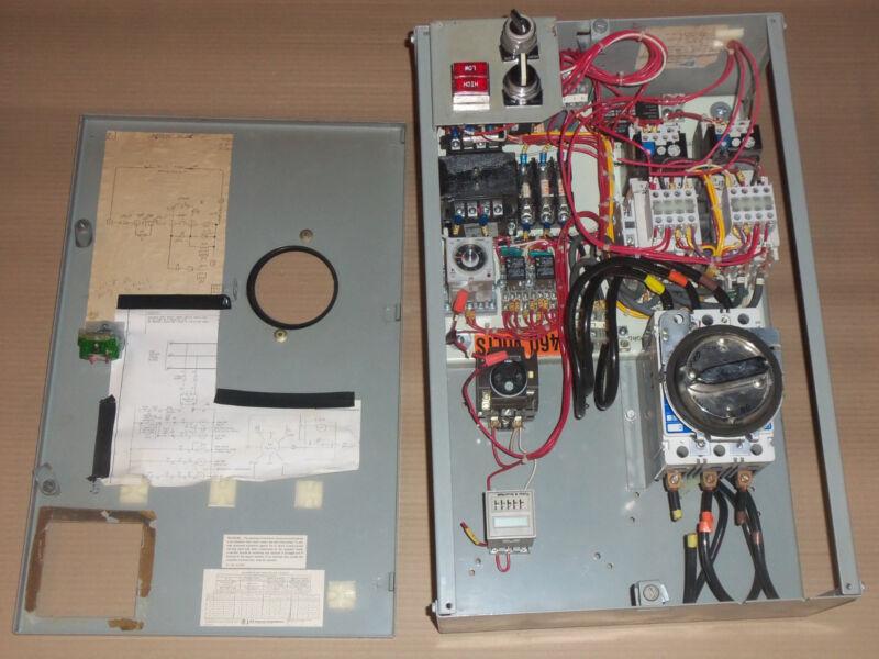 ITE SIEMENS 5600 5640 SIZE 1 REVERSING STARTER 100 AMP BREAKER MCC BUCKET EHD