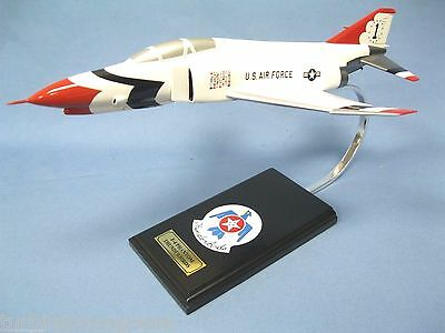 USAF F-4 Phantom II Desk Top Display Model Aircraft Airplane Thunderbirds