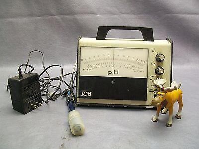 Icm 41100 Analog Bench Ph Meter