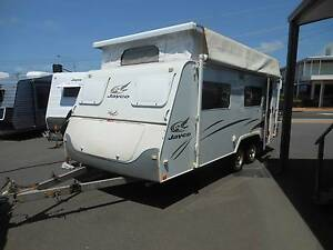 2007 Jayco Sterling, Shower/Toilet Single Bed Pop Top Pialba Fraser Coast Preview