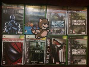 Original Xbox & games
